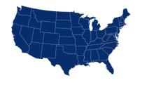 USA-Blue