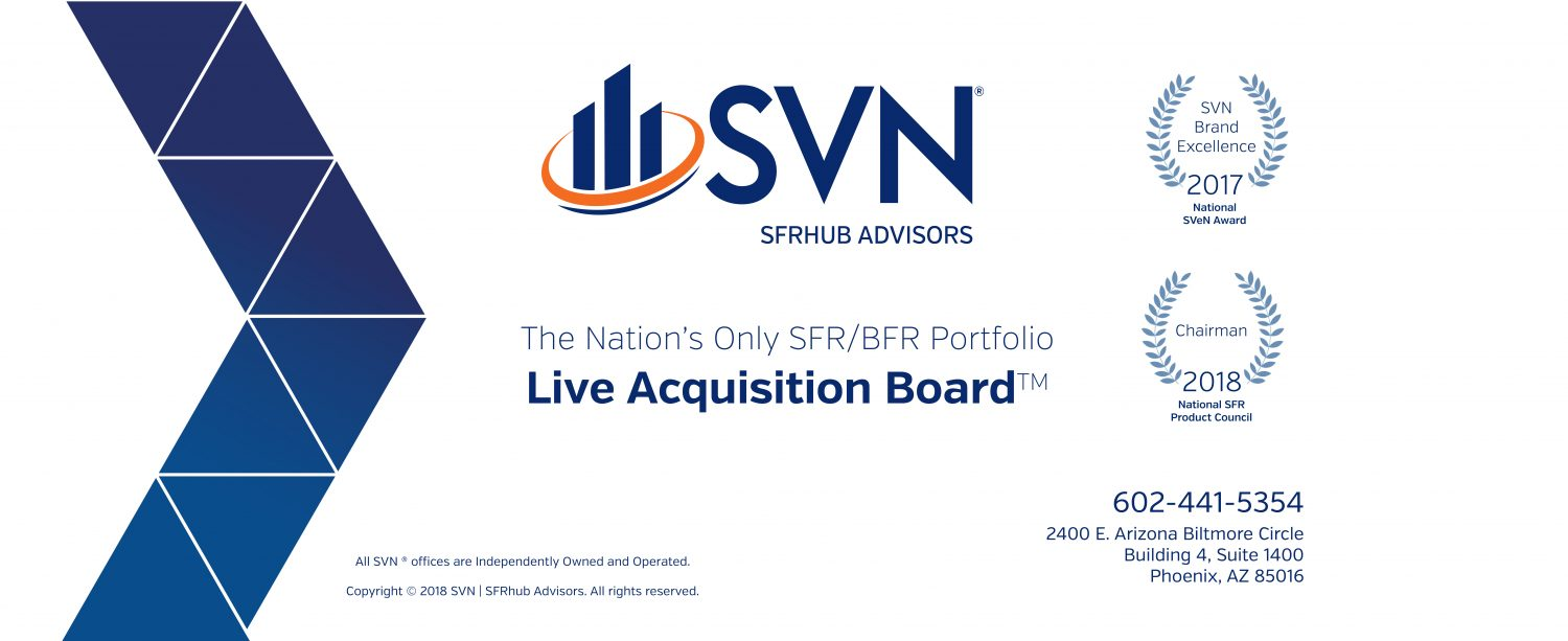 SVN | SFRhub Advisors